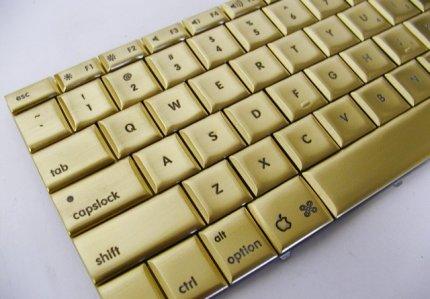 goldenkeyboard