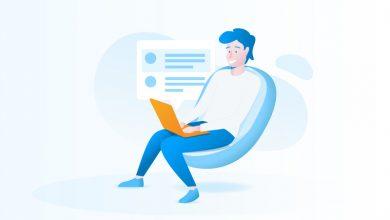 اتصال دامین به بلاگ اسکای