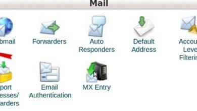 نحوه تغییر رمز عبور ایمیلها - سی پنل