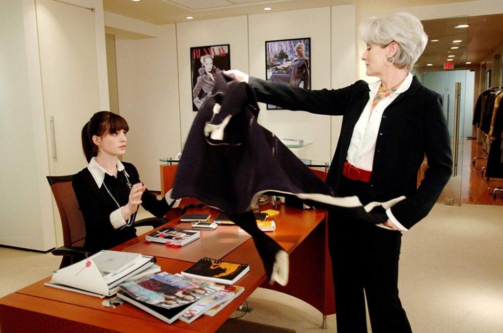 شیطان پرادا میپوشد(The Devil Wears Prada۲۰۰۶)